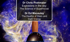 Astronomy on Tap Portsmouth: Supernovae - 28th February 2018
