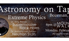 Astronomy on Tap Bozeman: February 26, 2018