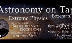 Astronomy on Tap Bozeman: February 26, 2018