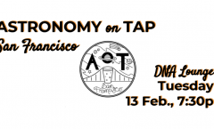 Astronomy on Tap: San Francisco Feb 13th