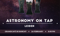 AoT Leiden, Monday 26th February @ Grand Café de Burcht