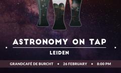AoT Leiden, Monday 26th February @ Grand Café de Burcht