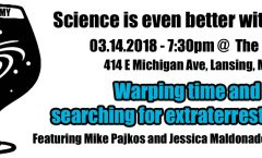 Astronomy on Tap - Lansing - March 2018