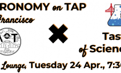 Astronomy on Tap: San Francisco April 24th