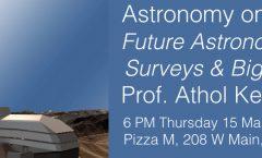 AoT-CU: Future Astronomical Surveys and Big Data with Athol Kemball