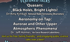Astronomy on Tap ABQ: March 26th