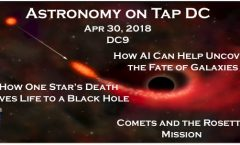 Astronomy on Tap DC: Apr 30, 2018
