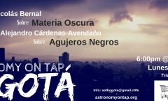 Astronomy on Tap Bogotá: May 7, 2018