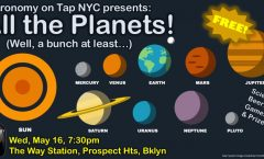 AoT NYC - All The Planets!