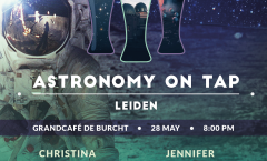 AoT Leiden, Monday 28th May @ Grand Café de Burcht