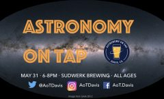 AoT Davis: Thursday May 31st @ Sudwerk Brewing Co.
