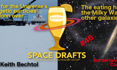 AoT-Tucson #46: astronomy with a balloon over Antarctica and Feeding Habits of Galaxies @ Borderlands Brewing Co. April 11