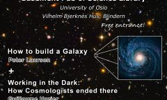 Astronomy on Tap Oslo: Thursday May 31, 2018 at UiO