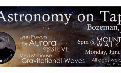 Astronomy on Tap Bozeman: June 11, 2018