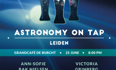 AoT Leiden, Monday 25th June @ Grand Café de Burcht