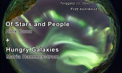Astronomy on Tap Oslo: Monday June 11, 2018 at Uhørt