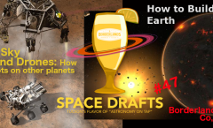 AoT-Tucson #47:  Exploring our neighboring planets and Building an Earth @ Borderlands Brewing Co. May 30