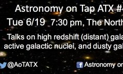Astronomy on Tap ATX #45: June 19, 2018