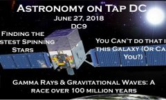 Astronomy on Tap DC: June 27, 2018