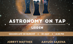 AoT Leiden, Monday 30th July @ Grand Café de Burcht