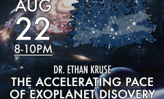 Astronomy on Tap SEA: August 22nd at Peddler Brewing