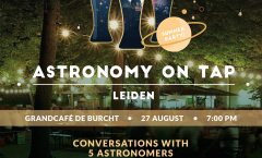 AoT Leiden Summer Party! Monday 27th August @ Grand Café de Burcht
