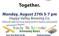 Astronomy on Tap State College #17: August 27, 2018
