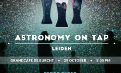 AoT Leiden, Monday 29th October @ Grand Café de Burcht