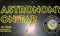 Astronomy on Tap Bern, Switzerland 3.0 - November 7th at ONO