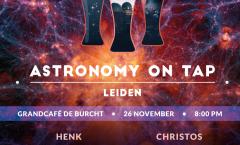AoT Leiden, Monday 26th November @ Grand Café de Burcht