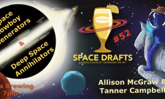 AoT-Tucson #52: Space Cowboy Generators & Black Holes @ Borderlands Brewing Co. Oct 17