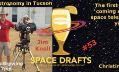 AoT-Tucson #53: Tucson's Amateur Astronomy & the Webb @ Borderlands Brewing Co. Nov 14