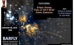 Astronomy on Tap Colorado: Tuesday January 8, 2019, BarFly at the Alamo Drafthouse Cinema, Denver, CO