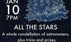 Astronomy on Tap SEA:  January 10th at Peddler Brewing