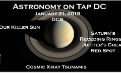 Astronomy on Tap DC: January 21, 2019