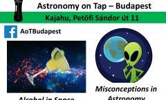 AoT Budapest, Thu 17 Jan 2019, 7pm, Launch Event, Kajahu
