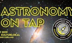 Astronomy on Tap Bern, Switzerland 5.0 –  IAU100 Women & Girls in Astronomy Day