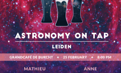 AoT Leiden, Monday 25th February @ Grand Café de Burcht