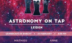AoT Leiden, Monday 25th February @ Grand Café de Burcht