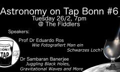 Astronomy on Tap Bonn #6