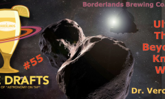 AoT-Tucson #55: New Horizons Ultima Thule @ Borderlands Brewing Co. Jan 16