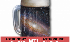 Astronomie en Fût – MTL #22, March 26th, 2019