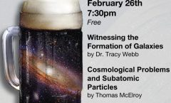 Astronomy On Tap - Montreal - Tuesday February 26 2019