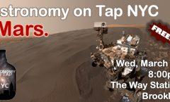 Astro on Tap NYC: Mars!!