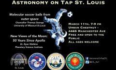 Astronomy on Tap -STL, 3/11/2019