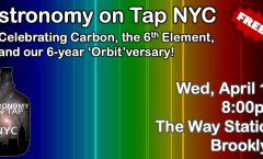 Astro on Tap NYC 6th Orbitversary!