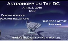 Astronomy on Tap DC: April 3, 2019