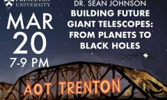 Astronomy on Tap, Trenton, 3/20/2019