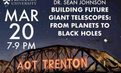 Astronomy on Tap, Trenton, 3/20/2019