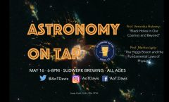 AoT Davis 1 year Anniversary: May 16, 2019 6-8pm at Sudwerk Brewing